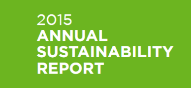 2015 UC Davis sustainability report