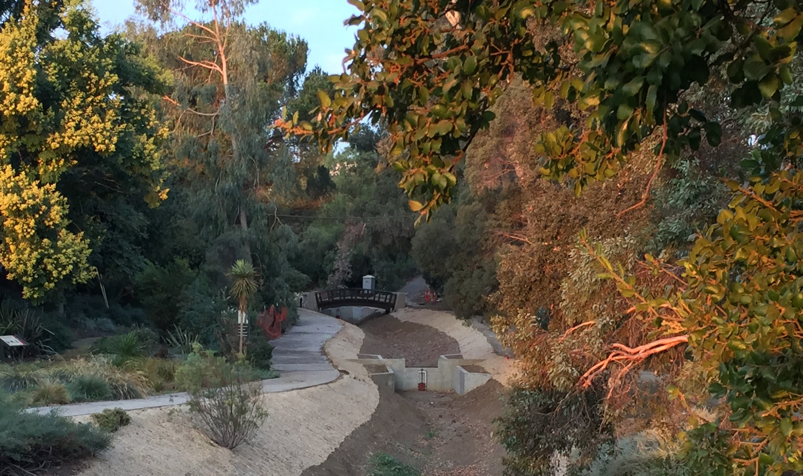 arboretum waterway renovation