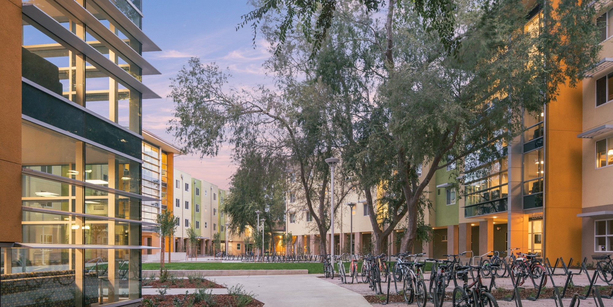 photo of tercero student housing