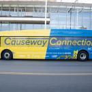 Causeway Connection Electric Bus